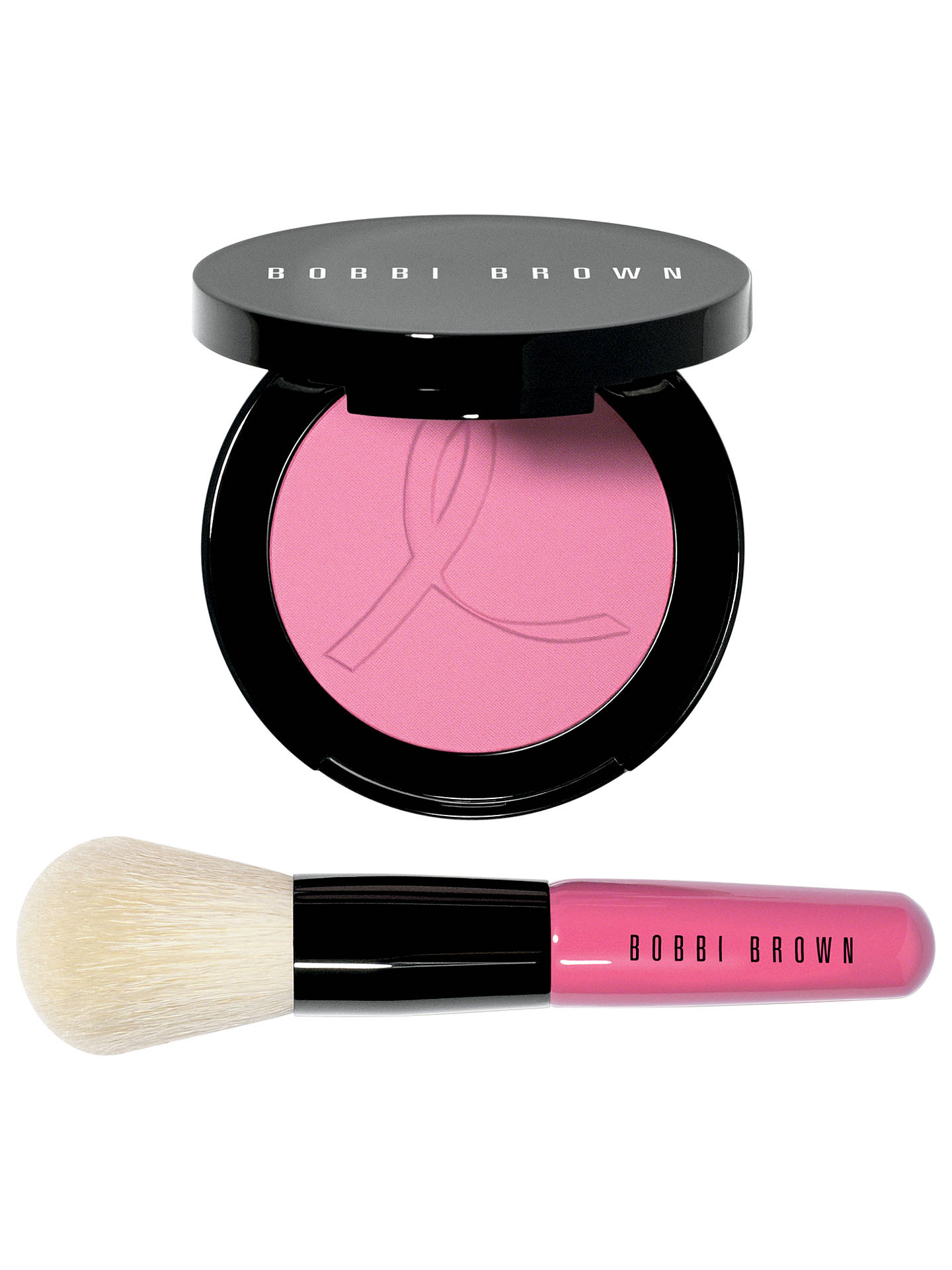Buy Bobbi Brown Breast Cancer Awareness Peony Makeup Set Online at johnlewis.com