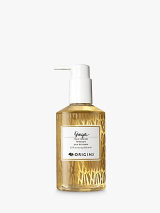 Origins Ginger Hand Cleanser, 200ml