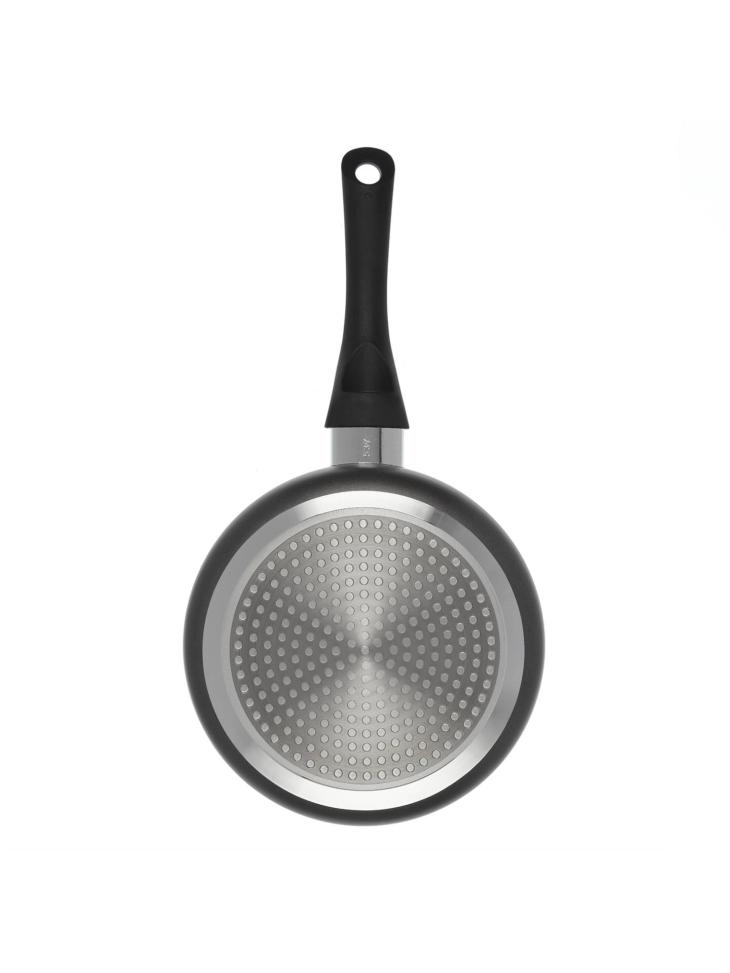 BuyJohn Lewis & Partners The Basics Non-Stick Saucepan with Lid, 16cm Online at johnlewis.com