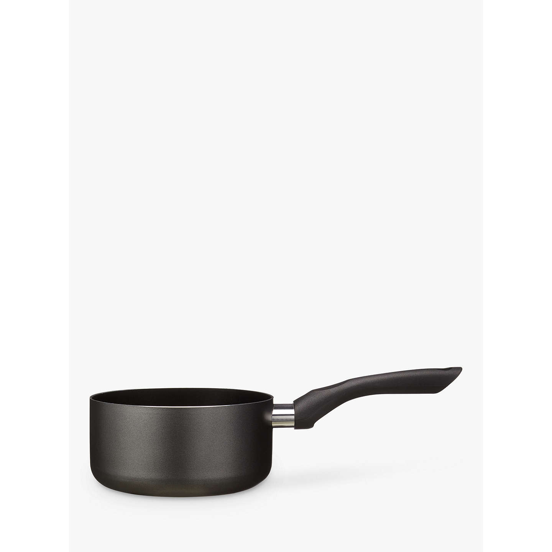 john lewis the basics induction milk pan 14cm at john lewis. Black Bedroom Furniture Sets. Home Design Ideas