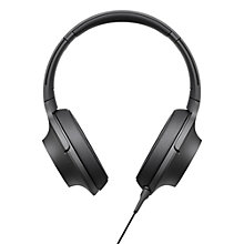 Buy Sony MDR-100AAP h.ear Over-Ear Headphones with In-Line Mic/Remote Online at johnlewis.com