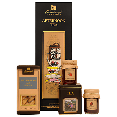 Edinburgh Preserves Afternoon Tea Gift Set