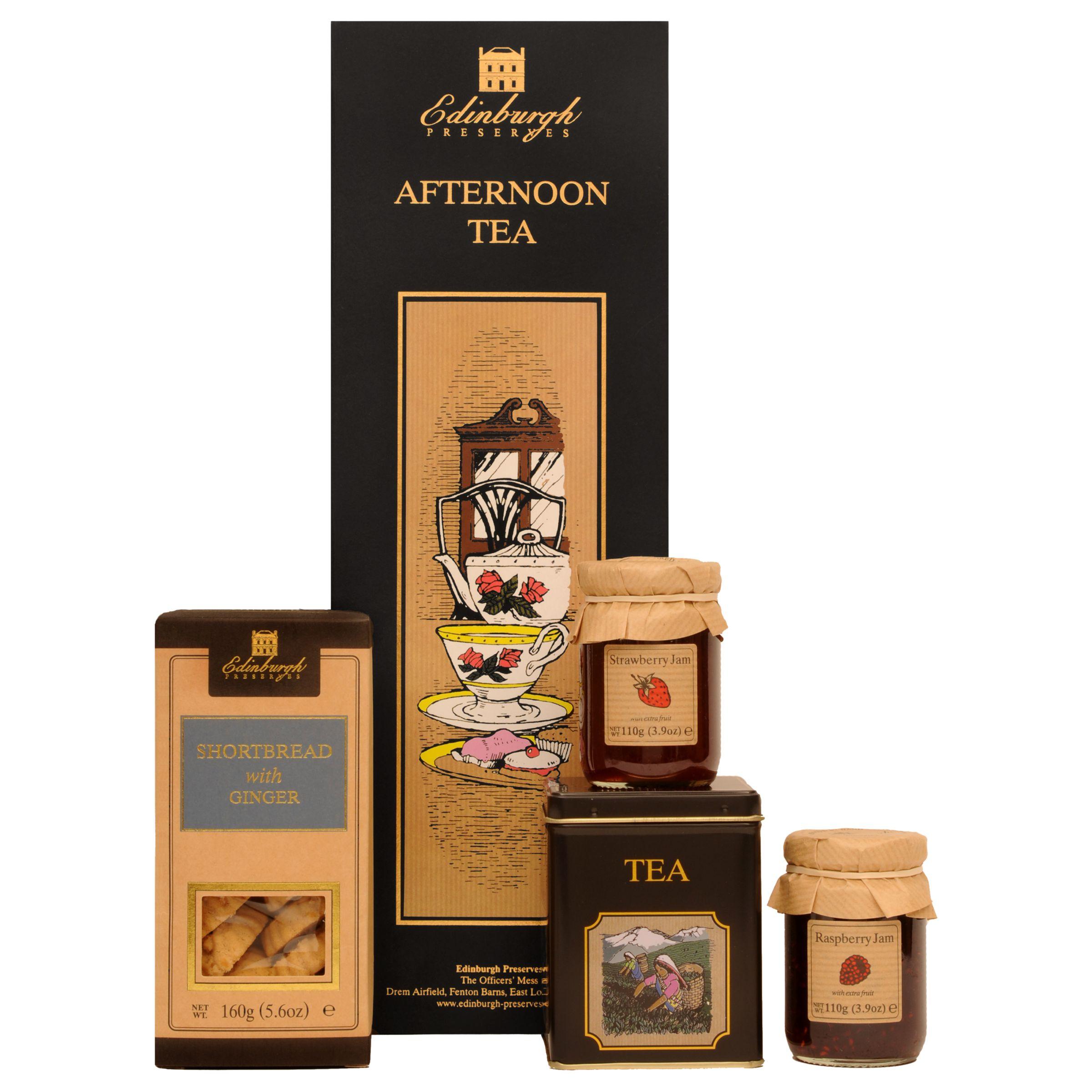 Edinburgh Preserves Afternoon Tea Gift Set At John Lewis Partners