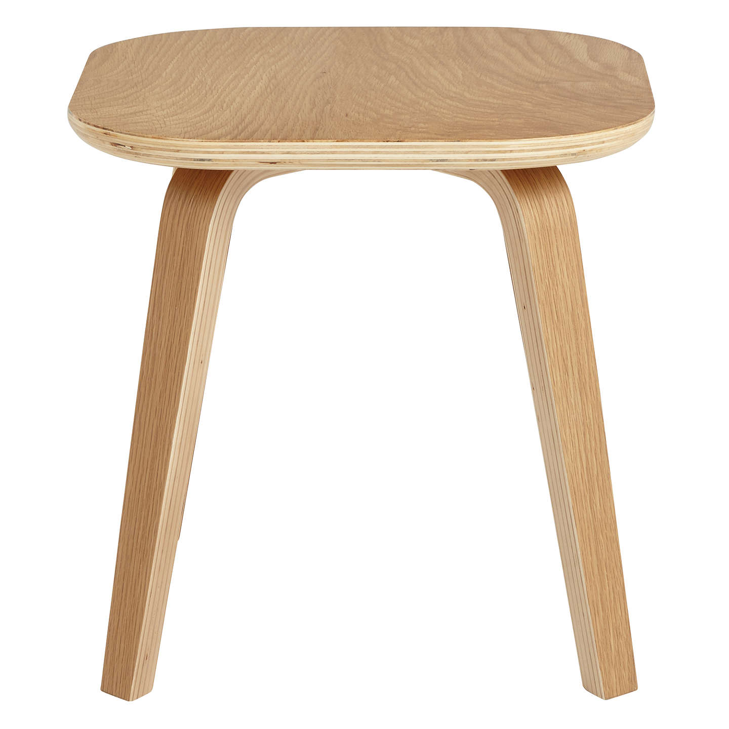House by john lewis anton small side table at john lewis for John lewis chinese furniture
