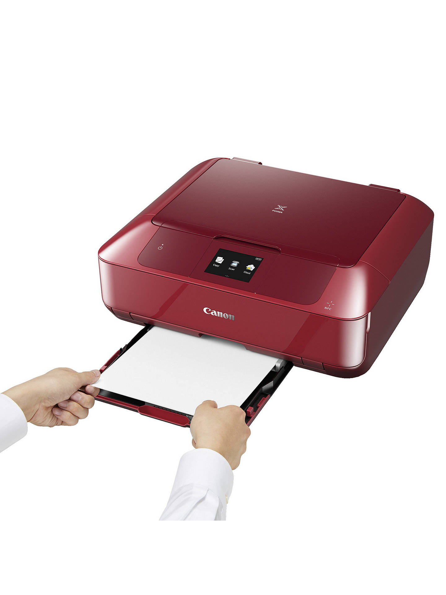 Canon PIXMA MG7752 All-In-One Wireless Wi-Fi NFC Printer with Colour
