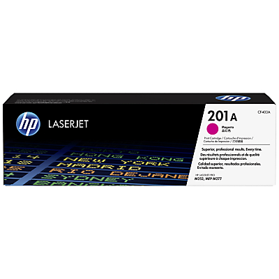 HP 201A Colour Toner Cartridge