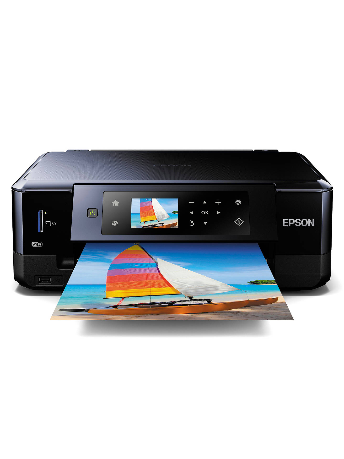 Epson Expression Premium Xp 630 All In One Wireless Printer Black Install Diagram Buyepson Online