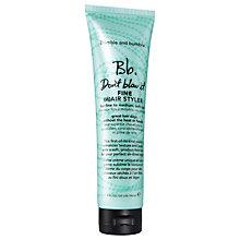 Buy Bumble and bumble Don't Blow It Hair Styler,150ml Online at johnlewis.com