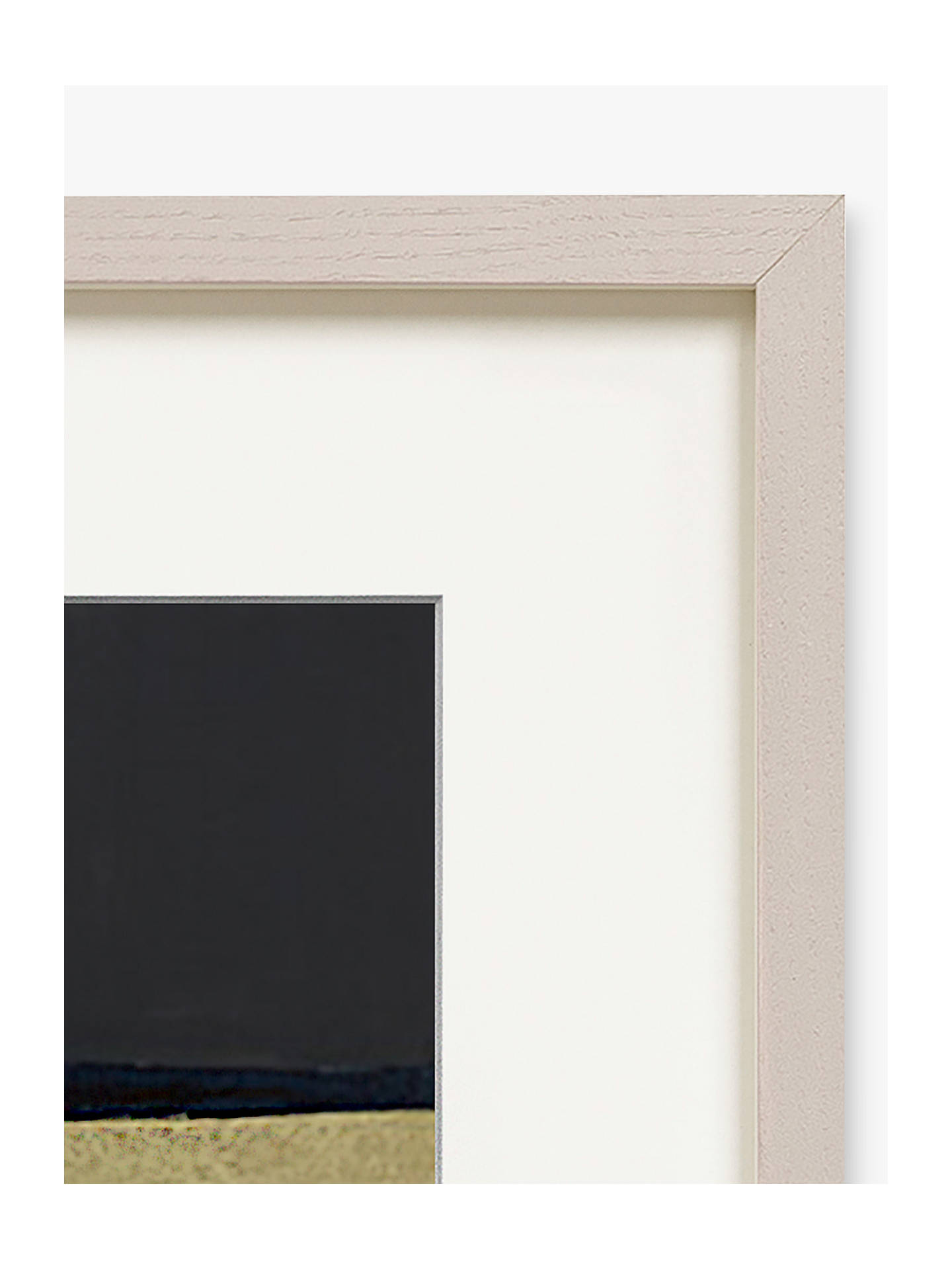 BuyRon Lawson - Wandering Sheep Framed Print, 23 x 92cm Online at johnlewis.com