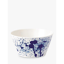 Buy Royal Doulton Pacific Porcelain Cereal Bowl, Splash Online at johnlewis.com