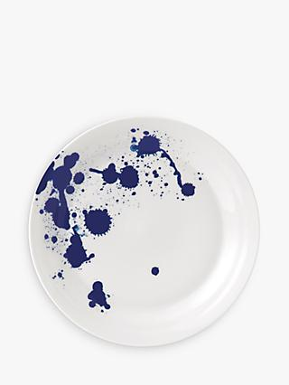 Royal Doulton Pacific Porcelain Dinner Plate, Splash