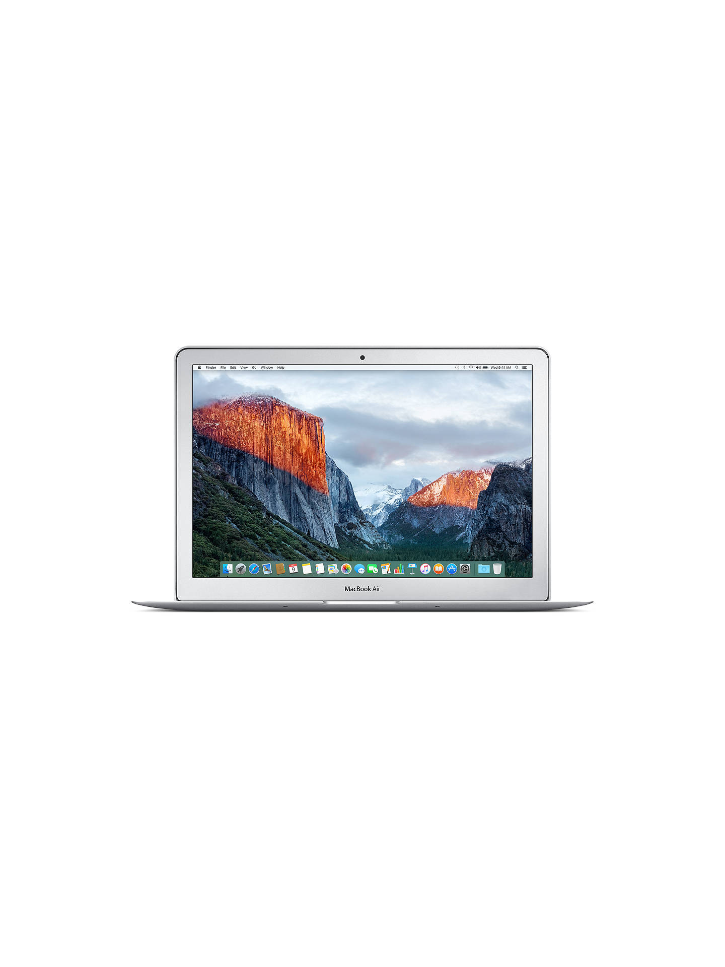 Apple Macbook Air Intel Core I5 8gb Ram 128gb Flash Storage 13 3