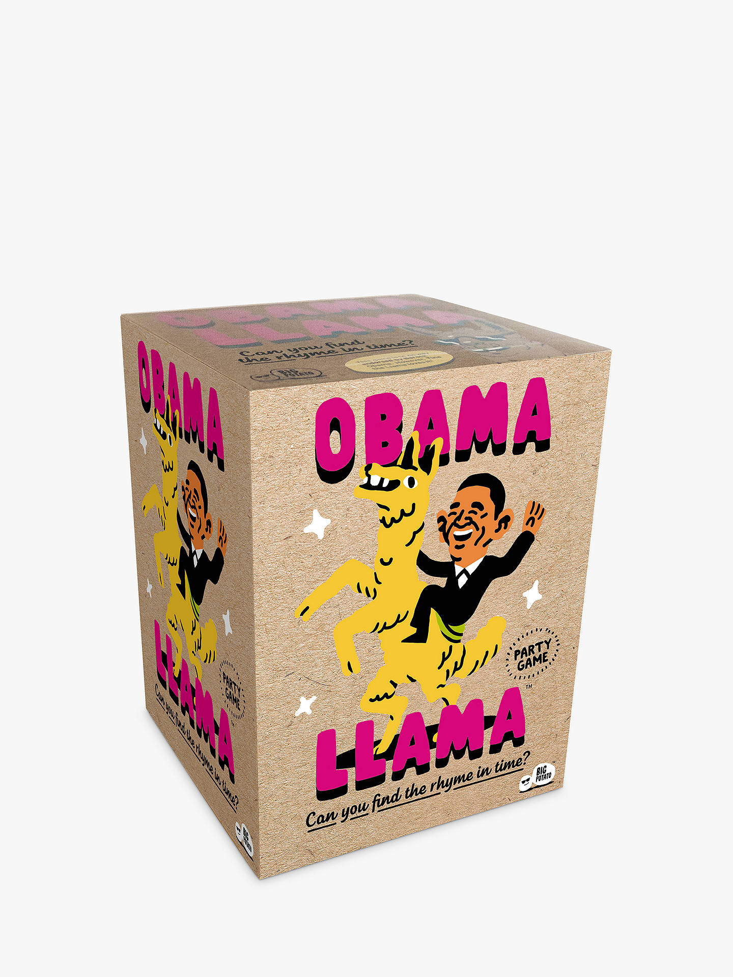 BuyBig Potato Obama Llama Game Online at johnlewis.com