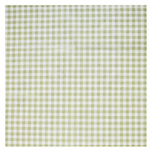 Buy John Lewis New Gingham Check PVC Tablecloth Fabric Online at johnlewis.com