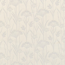 Buy John Lewis Anemone Furnishing Fabric, Blue Grey Online at johnlewis.com