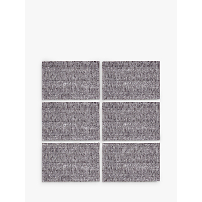 John Lewis & Partners Whitstable Placemats, Set of 6