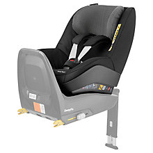 Buy Maxi-Cosi 2wayPearl i-Size Group 1 Car Seat, Black Raven Online at johnlewis.com