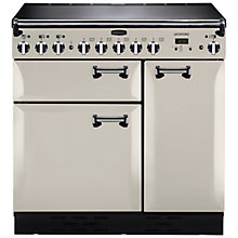 Buy Rangemaster Leckford 90cm Electric Induction Range Cooker Online at johnlewis.com