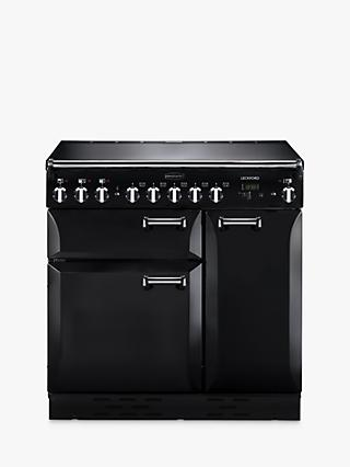 Rangemaster Leckford 90cm Electric Induction Range Cooker