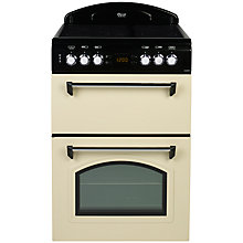 Buy Leisure CLA60CE Classic Electric Double Cooker Online at johnlewis.com