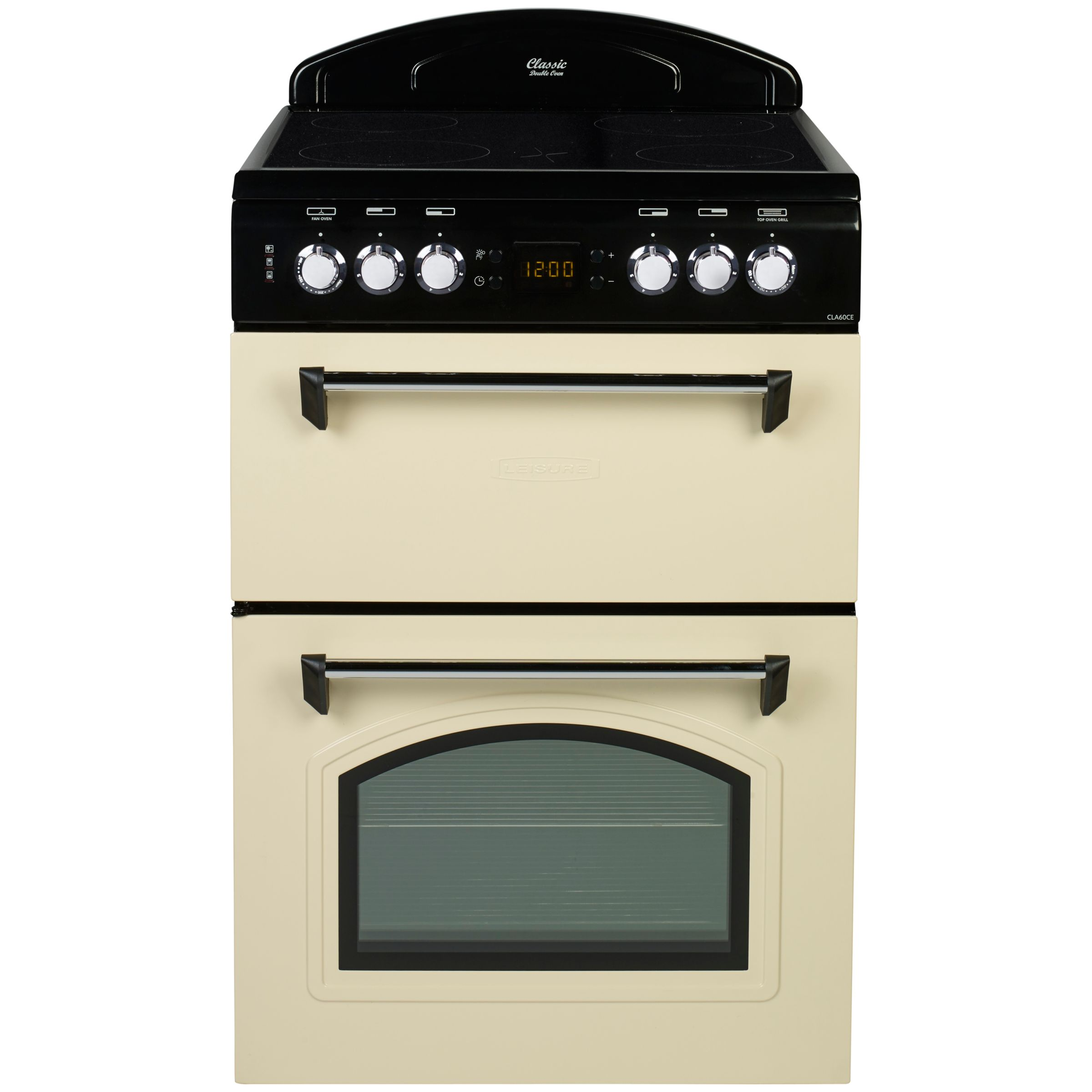 Leisure Leisure CLA60CE Classic Electric Double Cooker