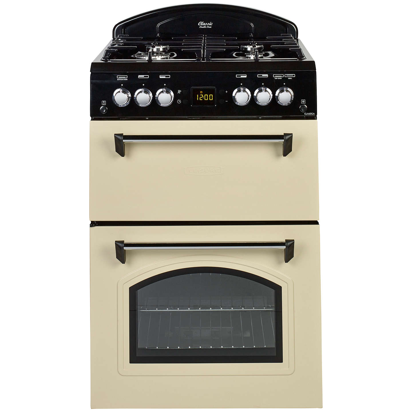 leisure cla60ga classic gas cooker at john lewis. Black Bedroom Furniture Sets. Home Design Ideas