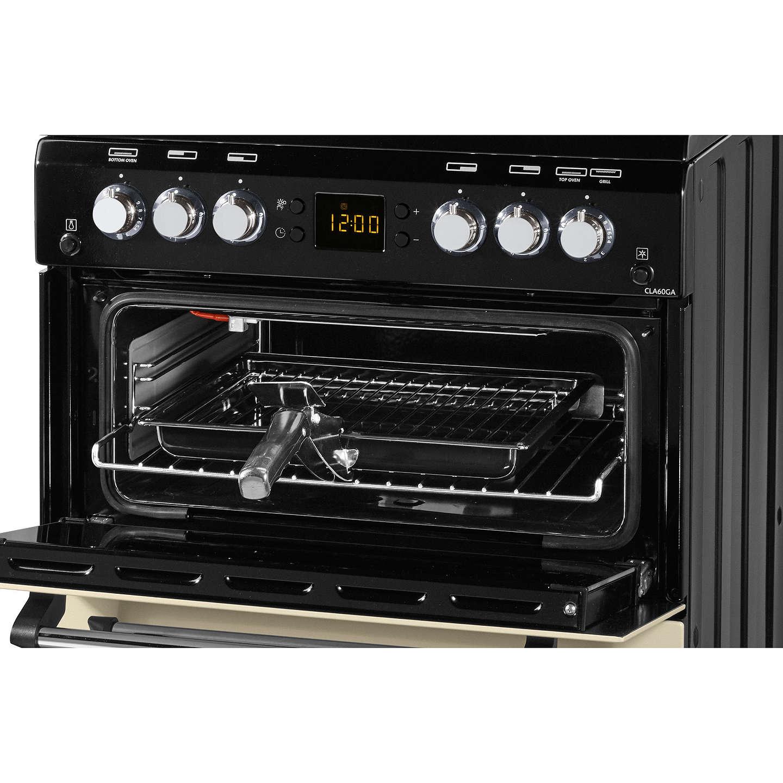 leisure cla60ga classic gas cooker at john lewis. Black Bedroom Furniture Sets. Home Design Ideas