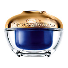 Buy Guerlain Orchidée Impériale The Neck and Décolleté Cream, 75ml Online at johnlewis.com
