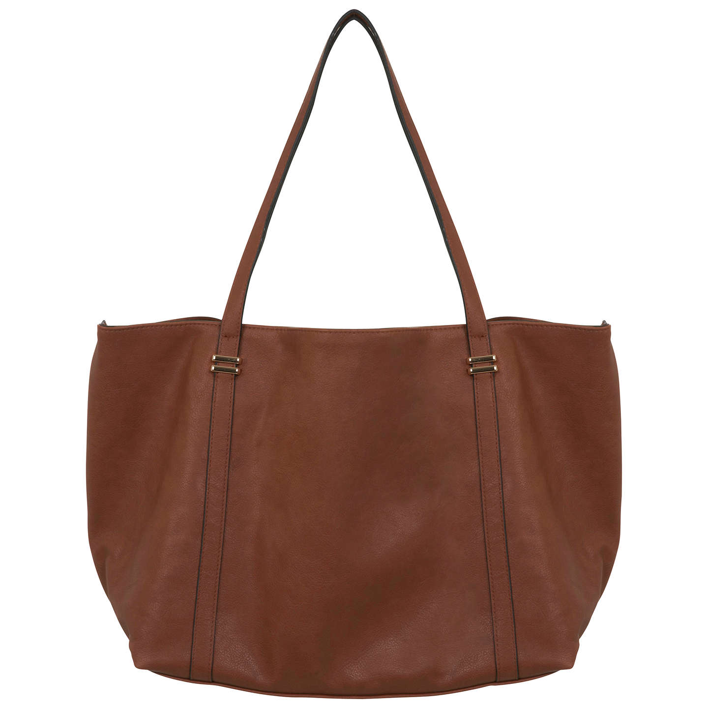 Miss Selfridge Per Bag Tan Online At Johnlewis