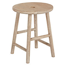 Buy John Lewis Croft Collection Islay Occasional Table / Stool Online at johnlewis.com