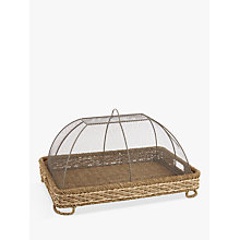Buy John Lewis Croft Collection Tray and Food Cover Online at johnlewis.com