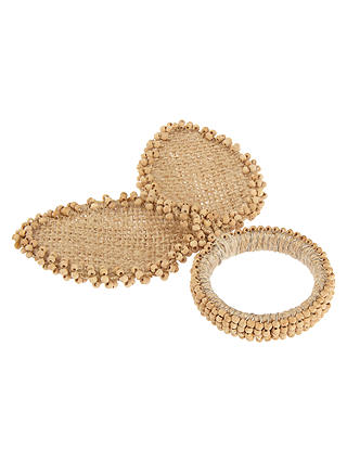 Buy John Lewis Croft Collection Easter Ears Napkin Ring Online at johnlewis.com