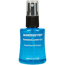 Buy Monster Screenclean 2.0, 60ml Online at johnlewis.com