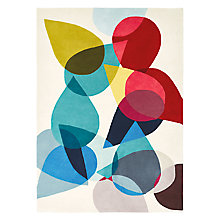 Buy John Lewis Scandi Teardrop Rug Online at johnlewis.com