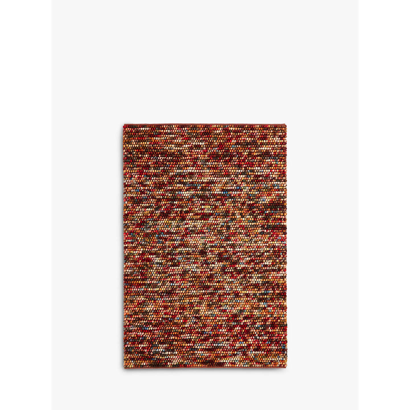 John Lewis Scandi Dolly Mixture Rug Multicoloured L240 X W170cm Online At Johnlewis