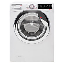 Buy Hoover Dynamic Wizard DWT L68AIW3/1 Freestanding Wi-Fi Washing Machine, 8kg Load, A+++ Energy Rating, 1600rpm Spin, White Online at johnlewis.com