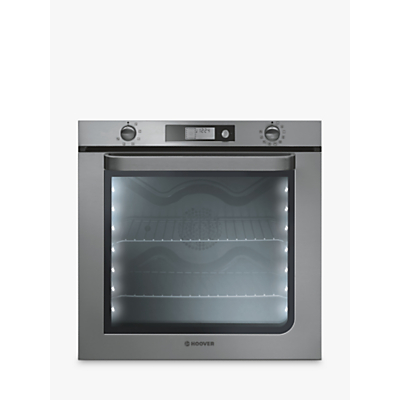 Hoover Wizard HOA03VX Wi-Fi Prodige Multi-Function Built-In Single Oven, Stainless Steel