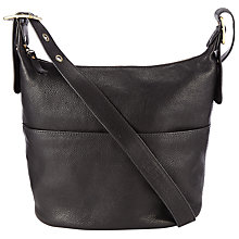 Buy John Lewis Kepley Leather Shoulder Bag Online at johnlewis.com