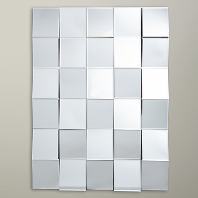 John Lewis Hide & Seek Wall Mirror, 101.5 x 75cm