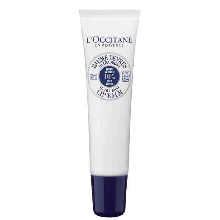 L'Occitane L'Occitane Ultra Rich Organic Shea Butter Lip Balm, 12ml