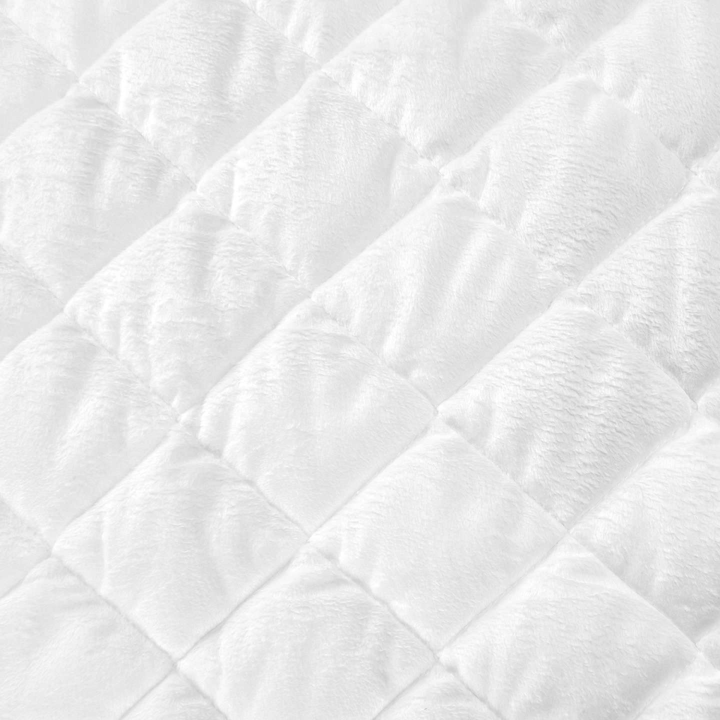 mattress texture. BuyJohn Lewis Micro-Fresh Velour Cotbed Mattress Protector Online At Johnlewis.com Texture