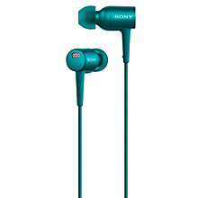 Buy Sony MDR-EX750 h.ear High Resolution Noise Cancelling In-Ear Headphones with In-Line Mic/Remote Online at johnlewis.com