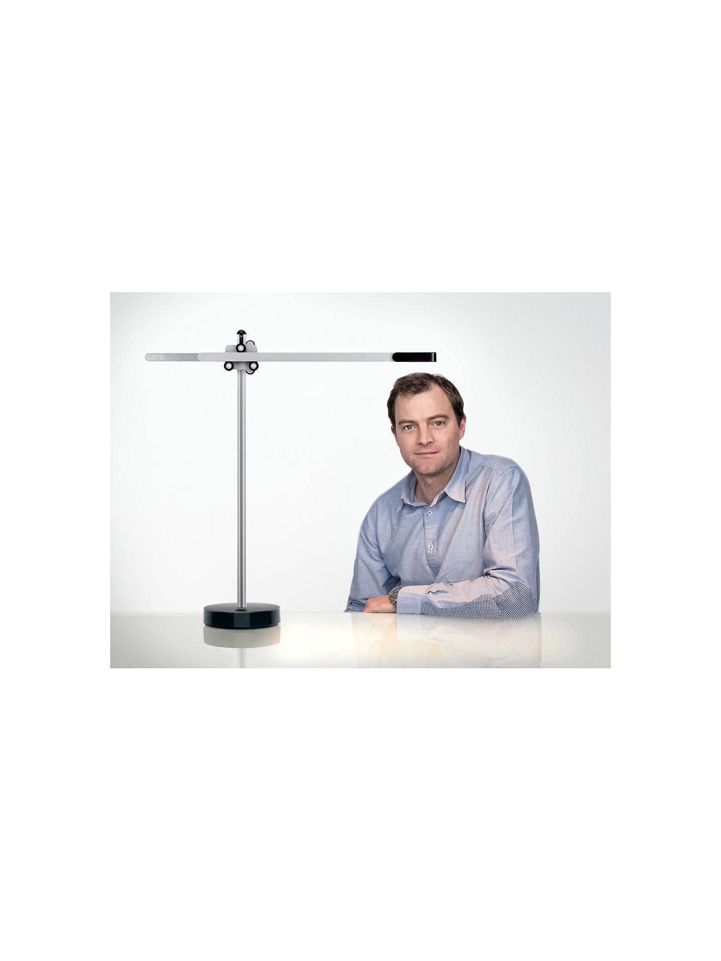 Jake Dyson CSYS Table Lamp at John Lewis & Partners