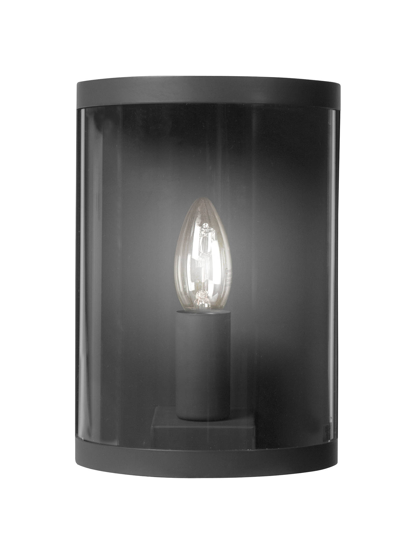 garden trading company astall wall light charcoal at john. Black Bedroom Furniture Sets. Home Design Ideas