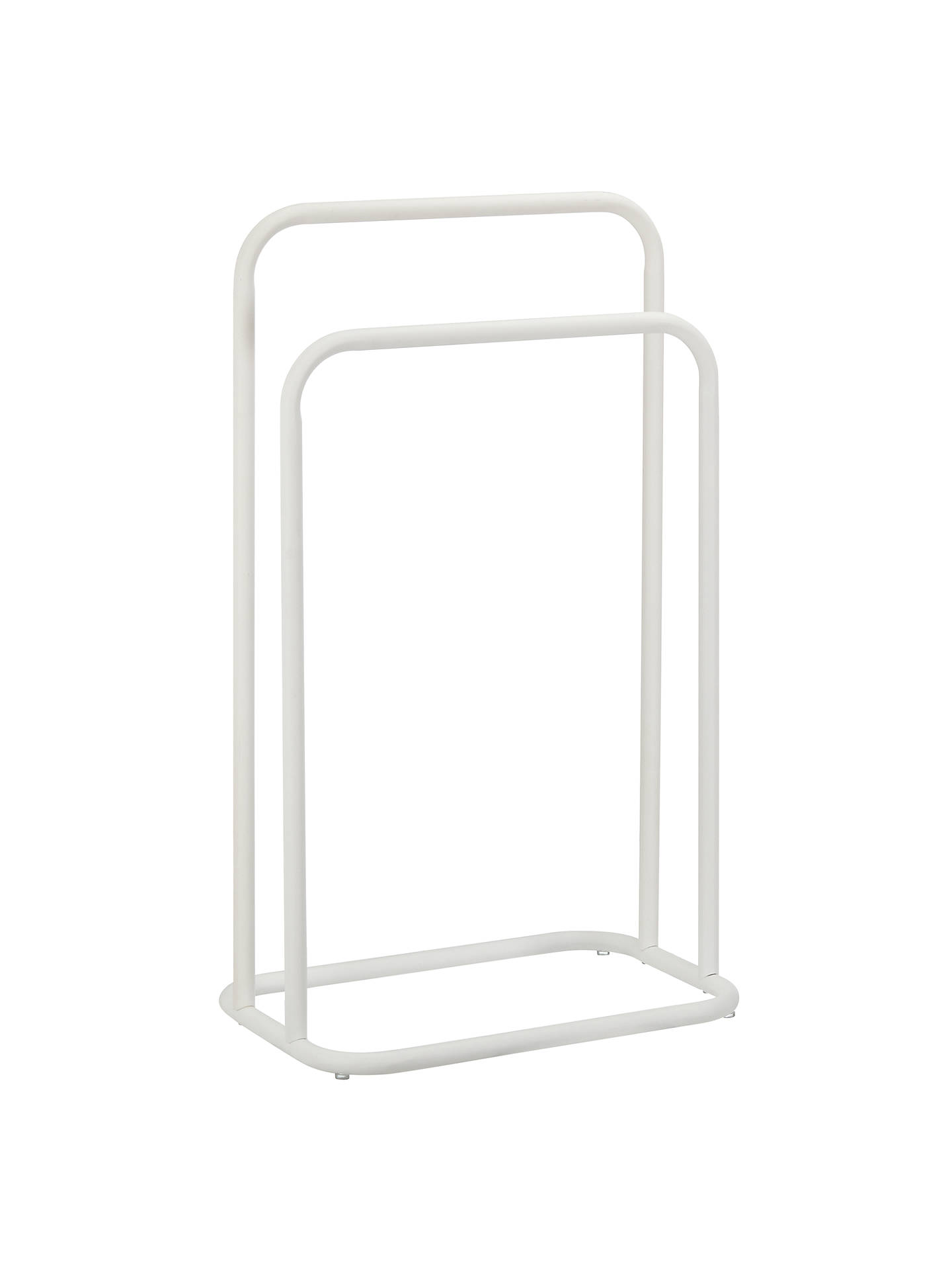 House By John Lewis Freestanding Towel Rack At John Lewis Partners