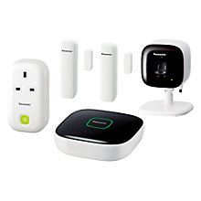 Buy Panasonic Smart Home Monitoring and Control Kit Online at johnlewis.com