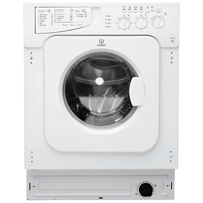 Image of Indesit Ecotime IWME 127 Integrated