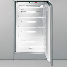 Buy Indesit INF1412UK.1 Integrated Built-In Freezer, A+ Energy Rating, 54cm Wide Online at johnlewis.com
