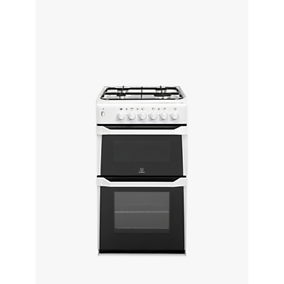 indesit it50gw freestanding gas cooker cookers ovens. Black Bedroom Furniture Sets. Home Design Ideas