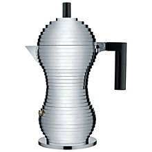 "Buy Alessi ""Pulcina"" Espresso Coffee Maker, 6 Cup Online at johnlewis.com"
